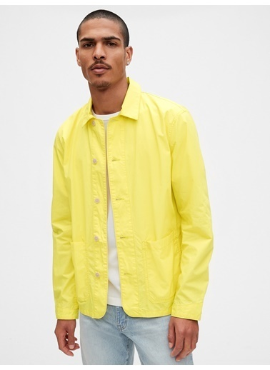Gap Ceket Sarı